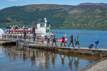 Tarbet Day Trip with Return Cruise on...
