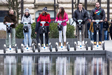 Airwheel Scooter Budapest Fairy Garden Tour
