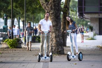 Airwheel Scooter Budapest River Run Tour