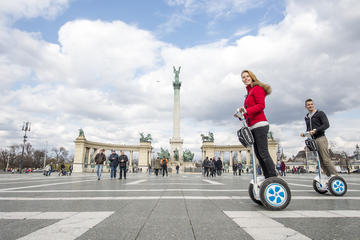 Airwheel Segway Budapest Heroes Tour