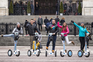 Budapest Airwheel scooter Small-Group Tour