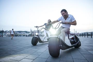MonsteRoller E-scooter Rental Budapest
