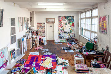 Small-Group Hidden Gems of Berlin's Art Scene Walking Tour