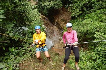 Pure Trek Waterfall Rappelling Tour from La Fortuna