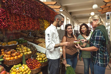 Madeira Exquisite Food on Foot Tours