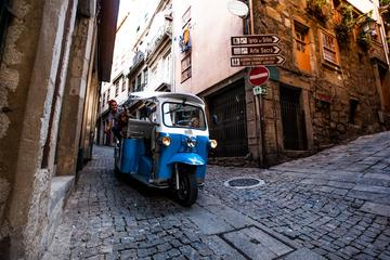 Porto Half-Day Tuk Tuk Private Tour...