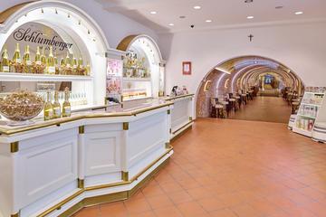 Entrada el mundo de las bodegas de vino espumoso de Schlumberger en...