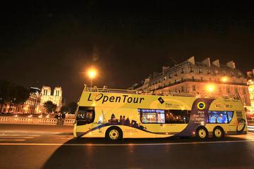 Open Tour Paris Night Tour