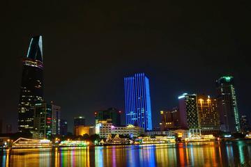 3-hour Saigon nightlife tour on...