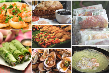 Saigon food tour on motorbike - 4...