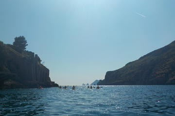 Sorrento: Kayak Tour Night Trip with Dinner or Day Trip in Bay of...