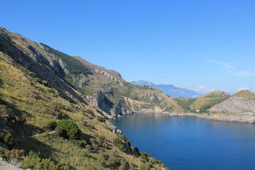 Sorrento: Trekking tour from Termini to Punta Campanella with
