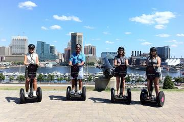 Baltimore Inner City Segway Tour