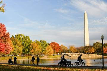 Monuments of DC Segway Tour