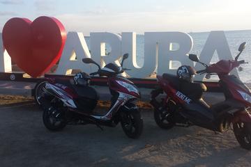 Explore Aruba Scooter Rental