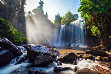Discover the Lost City at Kulen Mountain - Siem Reap