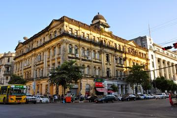 Half-Day Art Galleries Tour in Yangon