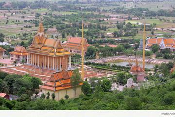 Oudong Mountain - Phnom Penh