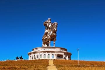 Half Day Mongolia Nomadic Discovery Tour of Chinggis Khan Statue