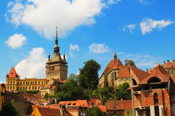 Private Day Trip to Sibiu and Fagaras...