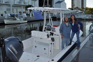 Book Private Back Water Light Tackle Fishing Charter on Viator