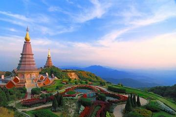 Amazing Trekking at Doi Inthanon National Park and Hmong Hill Tribe...