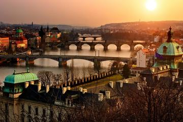 Private grand city tour by car Best of Prague