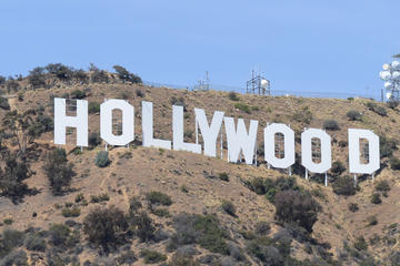 Grand Tour of Hollywood Los Angeles and Beaches from Anaheim
