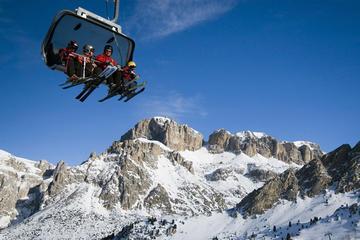 Private Ski Tour in the Dolomites...