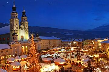 Private Tour by Car: Bressanone Christmas Market, Historical Center and Novacella Abbey