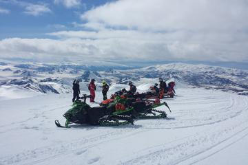 Exclusive Highland Snowmobiling