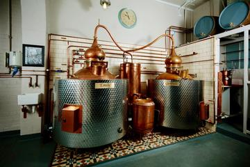 Pickering's Gin Jolly Distillery Tour...