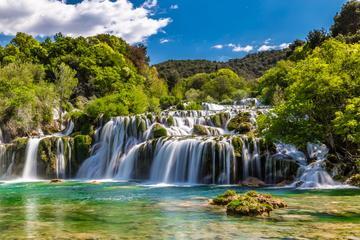 Krka Waterfalls, Sibenik & Wine Tasting Small Group Day Trip from Zadar