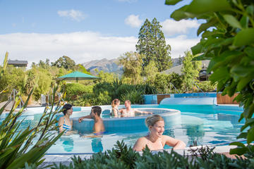 Hanmer Springs Natural Thermal Pools...