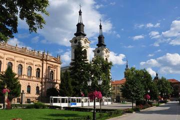 Norte de Serbia: Recorrido de día...