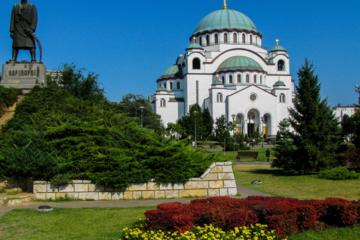 Visite complète de Belgrade: journée...