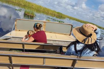 Everglades Airboat Ride and Nature Walk with Naturalist Guide