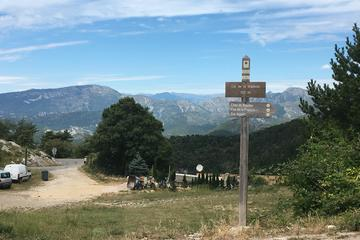 Guided Bike Tour in the Mountains from Nice