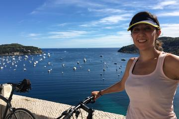 Guided Bike Tour to Cap-Ferrat from Nice