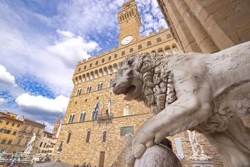 Walking Tour of Florence with Uffizi
