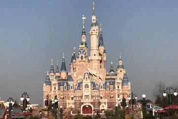Private Transfer City Center - Shanghai Disneyland, PVG Option