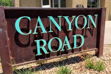 Day Trip Taste of Canyon Road Food Tour near Santa Fe, New Mexico