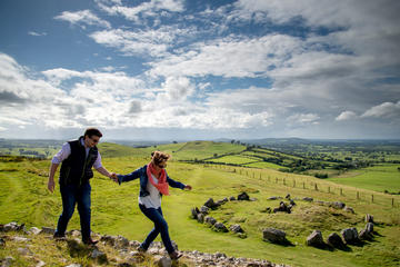 Loughcrew Megalithic Walking Tour in Oldcastle