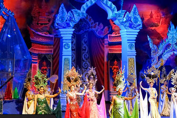 Amazing Cabaret Shows in Pattaya Including 3-Course Fine Dining