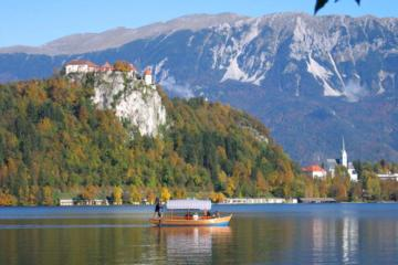 Bled All in One Day: Castle - Vintgar...