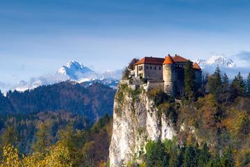Bled Castle and Vintgar Gorge Half...
