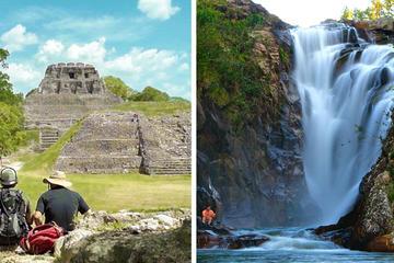 Xunantunich & Big Rock Falls From San Ignacio