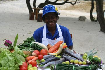 Half-Day Vanuatu Hunters and Gatherers Food Tour Including Cooking...