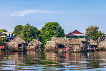 HALF DAY TOUR--- LAKE and FLOATING VILLAGE