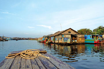 Tonle Sap Day Trip and Floating Village from Siem Reap
